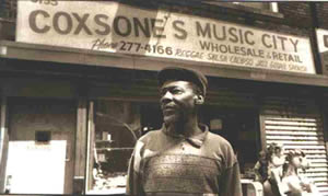 Studio One owner Coxsone Dodd