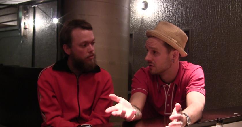 Babylove & The Van Dangos Interview