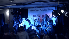 Babylove & The Van Dangos live