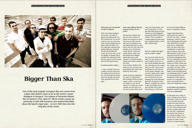 Ska Yearbook 2014 Chapter 3 Interviews Sample