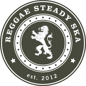 REGGAE STEADY SKA logo