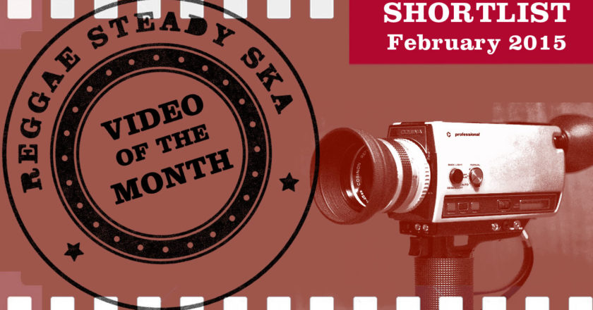 video Of The Month February 2015