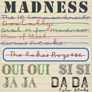 Madness Album Oui Oui Si Si Ja Ja Da Da