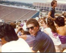 RFK Stadium, Phildephia 1983