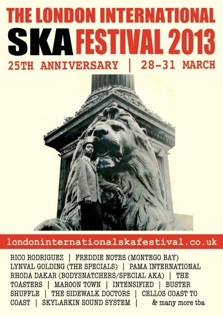 London International Ska Festival 2013