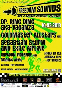 Freedom Sounds Festival 2013