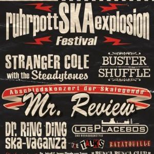 Ruhrpott Ska Explosion Festival 2013