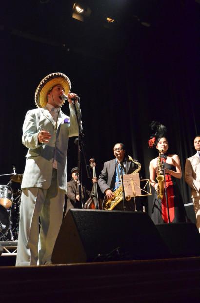 Ska Cubano at LISF 2012