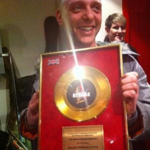 Goldmaster Allstars take home Award
