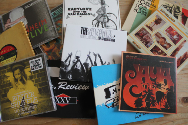 Win These Great Albums From 2012