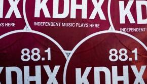 KDHX 88.1 Logo