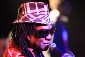 Lester Sterling with The Skatalites in Cologne 2013