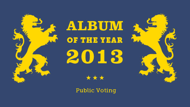 Album Of The Year 2013 public voting