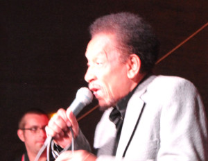 singer & producer Derrick Harriott