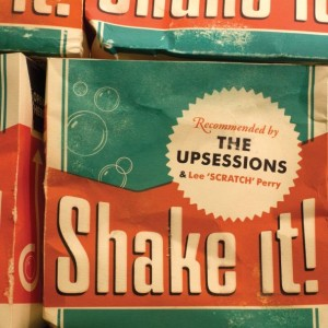 The Upsessions Shake It
