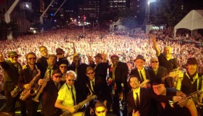 Melbourne Ska Orchestra in Montreal