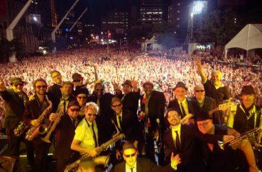 Melbourne Ska Orchestra in Montreal