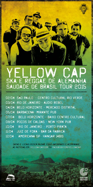 Yellow Cap Brazil 2015