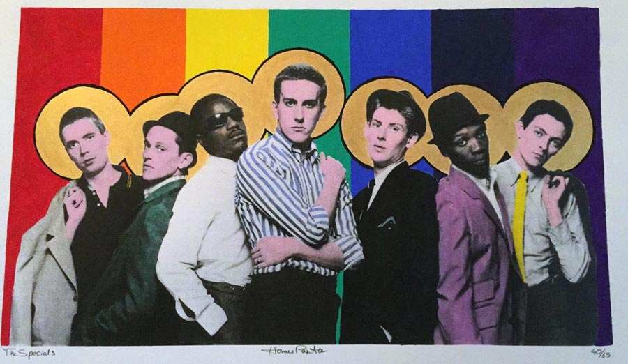The Specials by Horace Panter