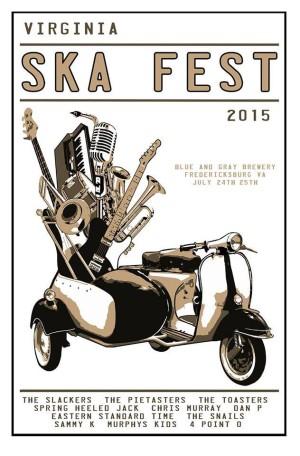 Virginia Ska Fest 2015