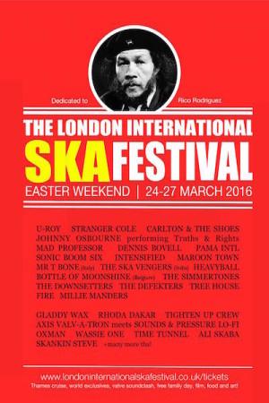 LondonIntSkaFestival2016