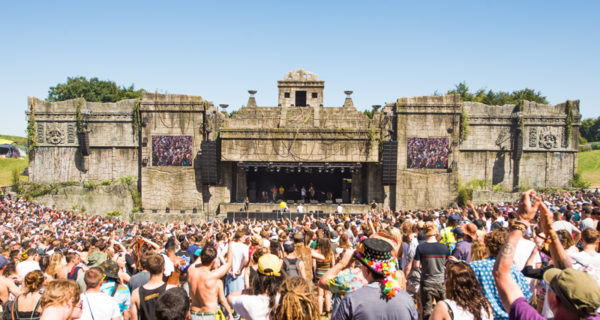 Trenchtown at Boomtown Festival