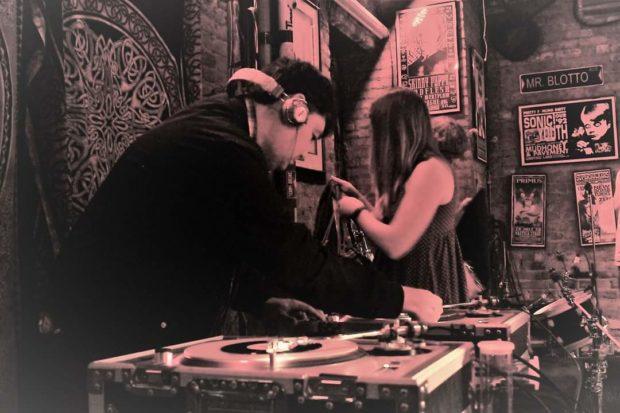 Chuck Wren of Jump Up Records