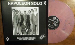 Napoleon Solo - Early Recordings