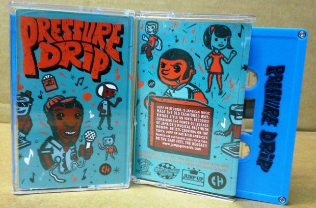 Pressure Drip Tape