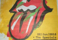 The Specials, support for The Rolling Stones, Coventry