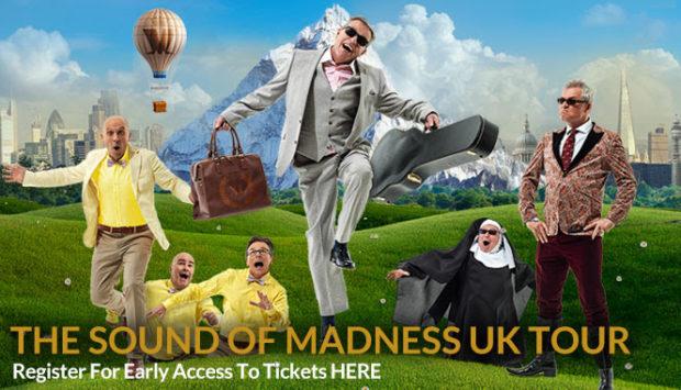 Madness Tour  Dates