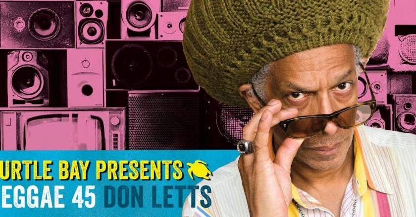 Don Letts Turtle Bay