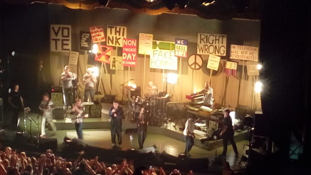The Specials on stage